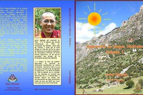 Apprendre le tibétain vol.1