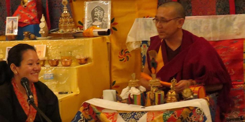 Healing Buddha (Menla) Empowerment | with Lama Samten ONLINE