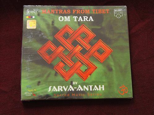 Mantra from Tibet «Om Tara»
