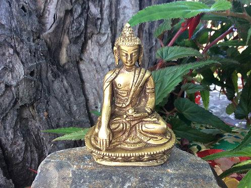 Statuette Bouddha Shakyamouni 8.5cm