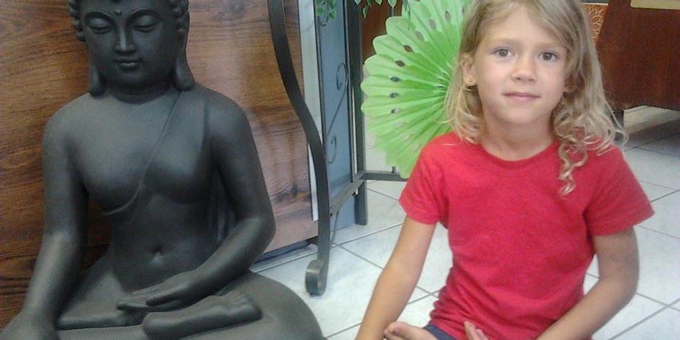 Méditation et philosophie bouddhiste pour enfants