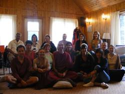 Retraite de méditation à Chamboisé