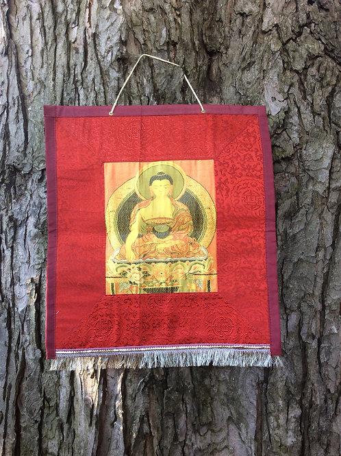 Thangka of Buddha Shakyamuni