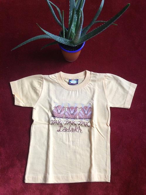 T shirt pour enfant 3 ans