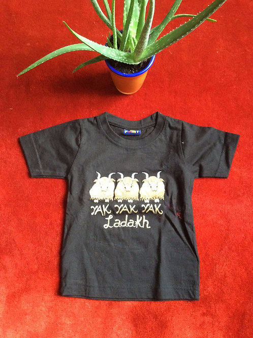 T-shirt for kids (2 yrs) in cotton
