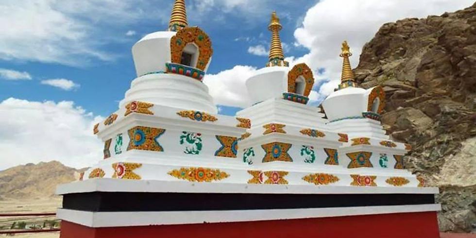 Ngondro Retreat (Teachings and Meditation) with Lama Samten