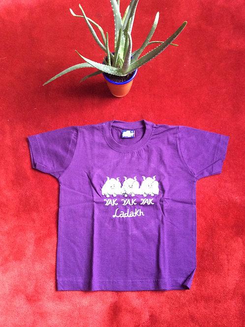 T shirt pour enfant de 6 ans