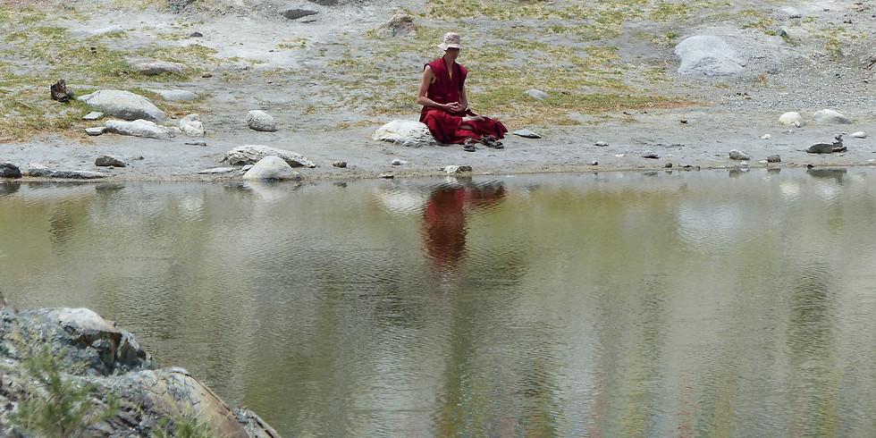 Cours de méditation sur le calme mental EN LIGNE