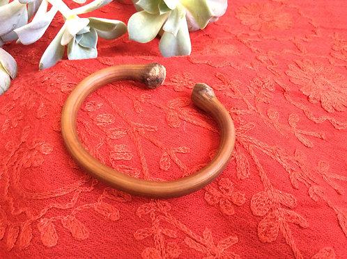 Bracelet en bois médicinal du Tibet
