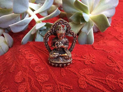 Statue Teaching Buddha