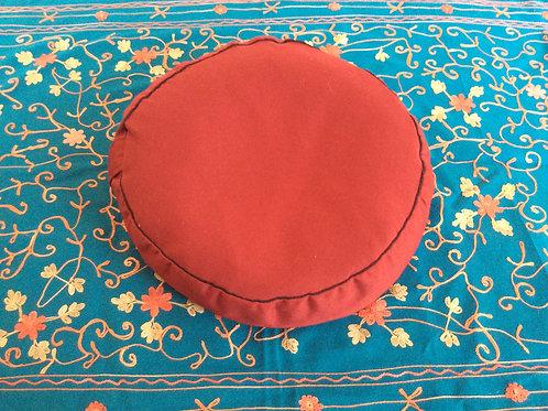 Meditation cushion from Tibet, round