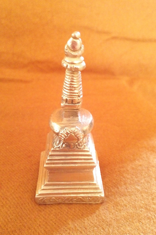 Stupa métal