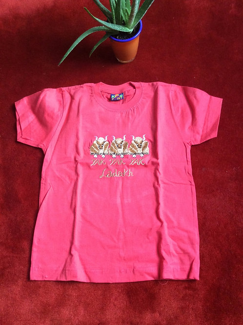 T-shirt for kids (7 yrs)  in cotton