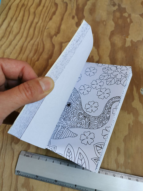 Cuaderno de bolsillo mandalas
