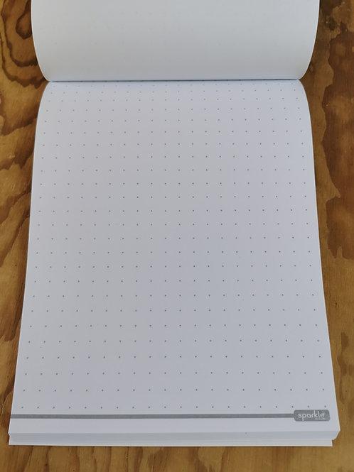 Cuaderno lettering
