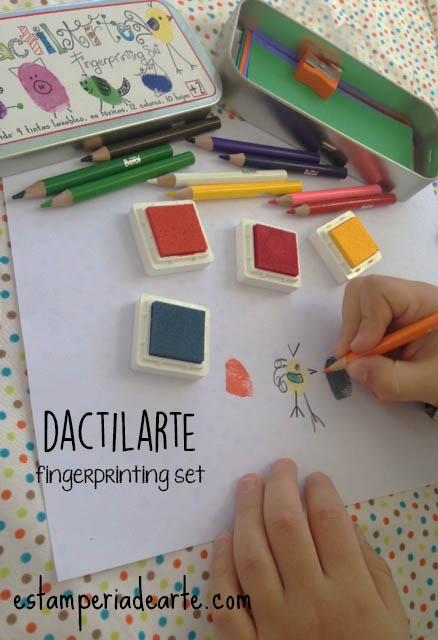 dactilarte