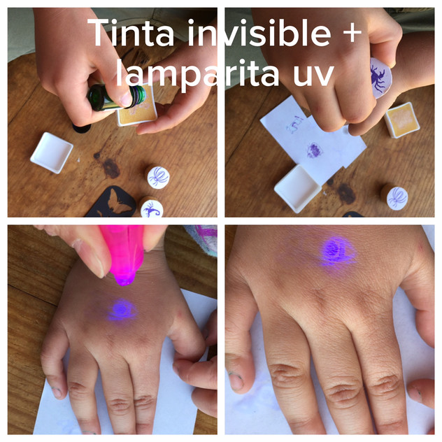 Set invisible