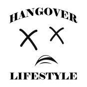 Hangover Lifestyle Black Logo (Transpare