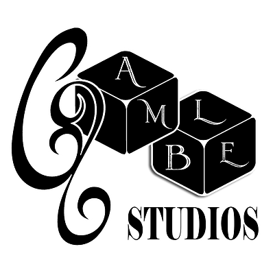 Gamble Studio Logo (New)(August 2020)(pn