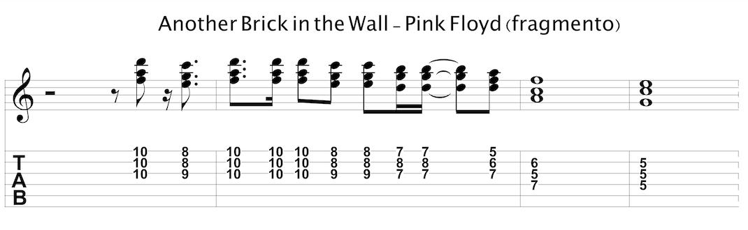 Guitarra Rítmica Funk Introducción 12