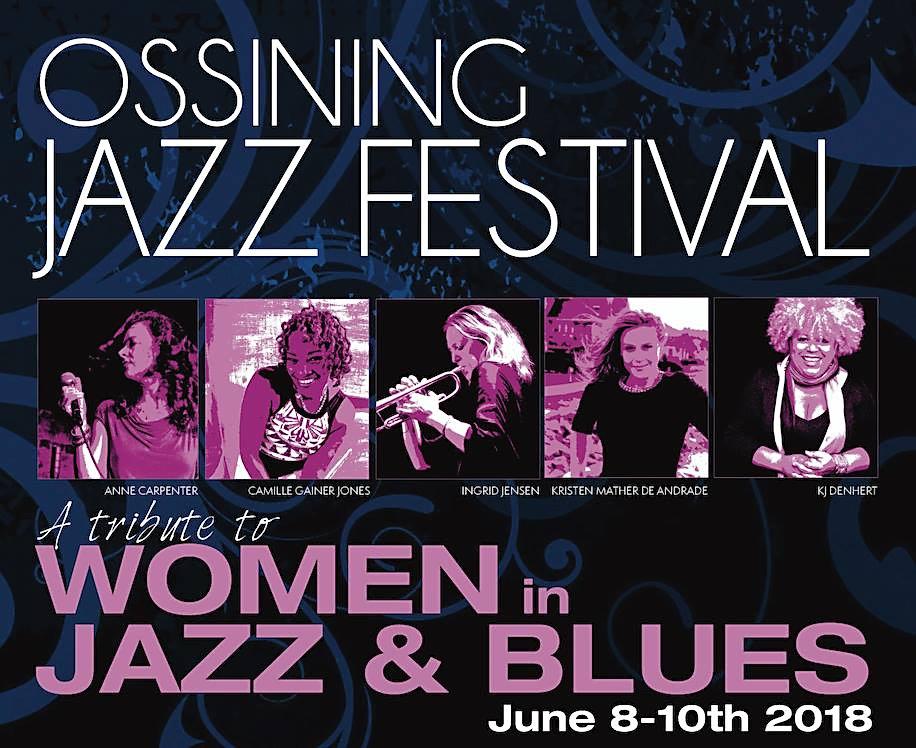 Women in Jazz Festival Poster