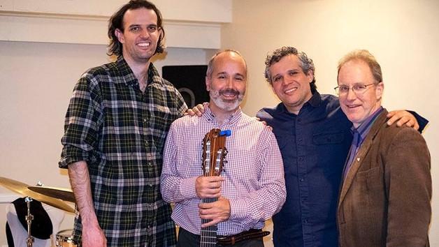 Corcorvado Samba Jazz Trio