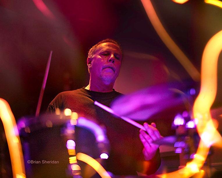Organ Groove Drummer Jon Doty
