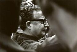 Salvador Allende chez les Mapuches
