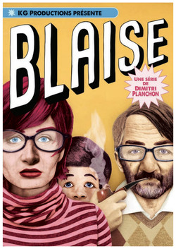 BLAISE - Bible couverture
