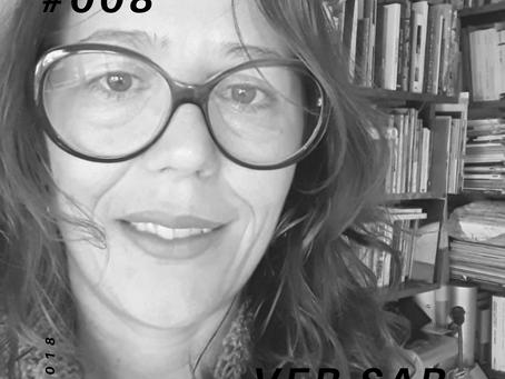 VER.SAR #008 - Gabriela Motta lê Ana Teresa Pereira