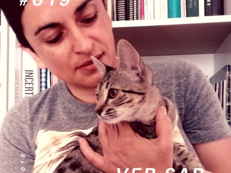VER.SAR #019 - Adriene Coelho lê Clarissa Pinkola Estés