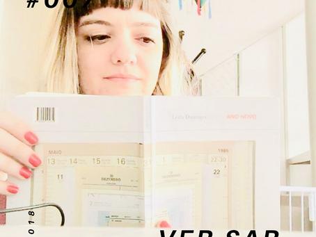 VER.SAR #007 - Mayra Redin lê Leila Danziger