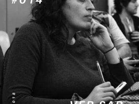 VER.SAR #014 - Alice Porto lê Angélica Freitas