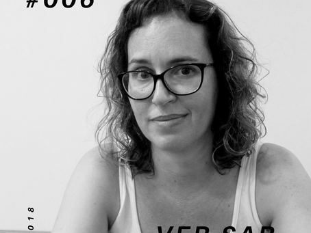 VER.SAR #006 - Cyntia Werner lê Zoe Leonard