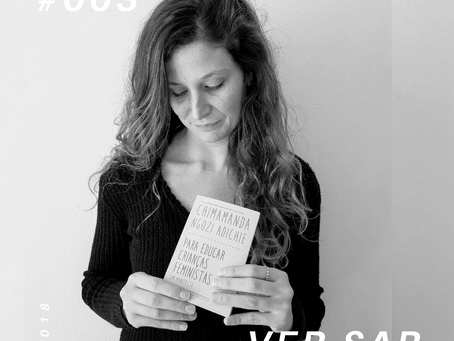 VER.SAR #003 - Anna Moraes lê Chimamanda