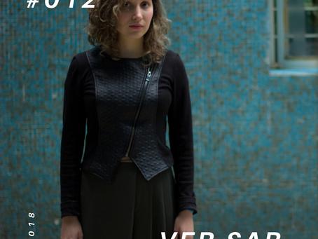 VER.SAR #012 - Lorena Salamanca lê Lucy Lippard