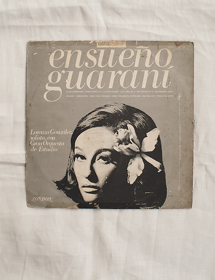 Ensueño Guarani LP