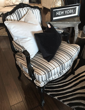 WL Custom Chairs (Vintage Frames + New Upholstery)