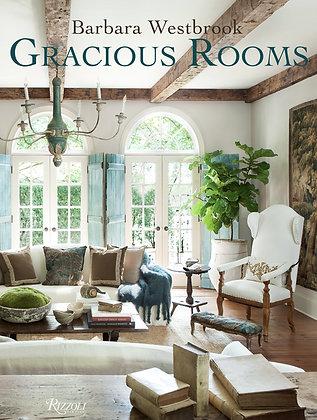 Gracious Rooms   Barbara Westbrook