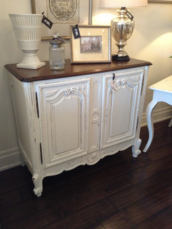 FRENCH WALNUT SIDEBOARD FROM FRANCE
