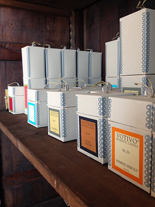 Votivo Candles + Diffusers