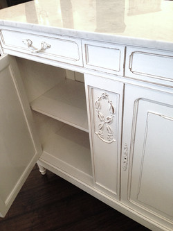 ANTIQUE SIDEBOARD FROM FRANCE II