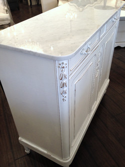 ANTIQUE SIDEBOARD FROM FRANCE I