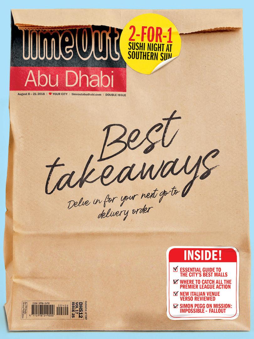 Time Out Abu Dhabi