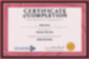 Ps Certificate