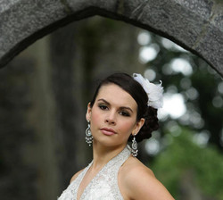 Carlingford wedding hair