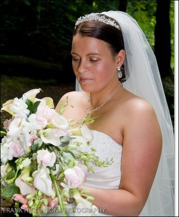 Wedding Make-up Conlig Bangor