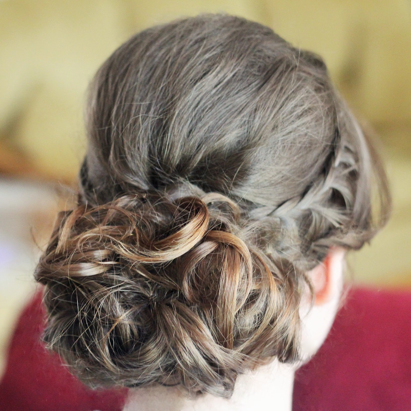 Dundonald Wedding Hair