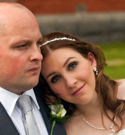 Bridal Makeup Slievedonard Newcastle