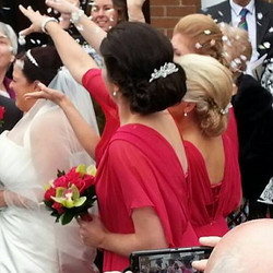 Bridesmaid Hair East Belfast